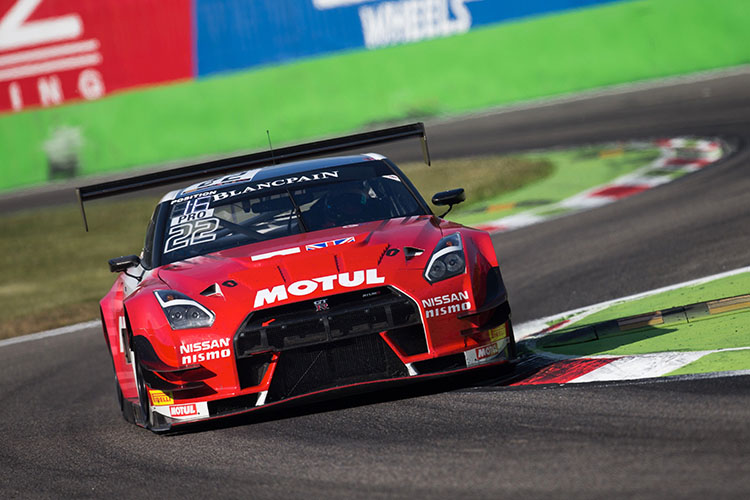 Nissan GT-R scores top-5 finish at Circuit Paul Ricard