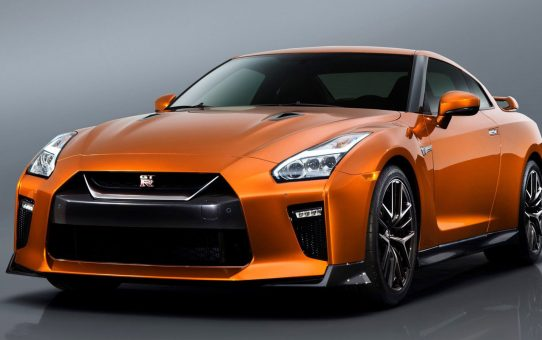 Discover the new GT-R 2018